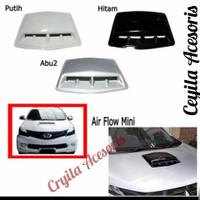Side Air Flow mini kap msin model fortuner Mobil Datsun go+/panca+