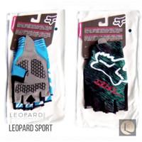 Sarung Tangan Sepeda FOX Import/ Motor/ greepy Palm/ Bicycle Gloves