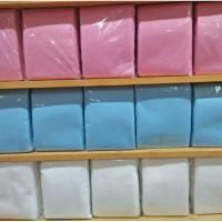 Bed sheet Sprai bad facial polos Bed cover Taplak tempat tidur facial