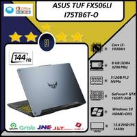 Asus TUF FX506LU I766B6T-O i7 10870 8GB 512ssd GTX1660Ti 4GB OHS 144Hz - NON PAKET