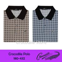 Kaos Kerah Pria Crocodile 180-432