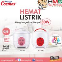 Rice cooker / Magic com Cosmos CRJ 101 - 0.6 Liter