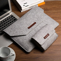 Laptop Asus ROG G531GT I765G1T 15.6 Tas Laptop Sleeve Wool Cover Domba
