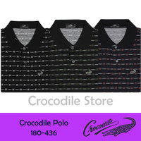 Kaos Kerah Pria Crocodile 180-436