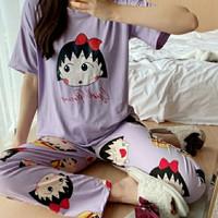 Piyama 593 Import Baju Tidur Panjang Anak Perempuan Remaja Wanita