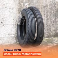 Shinko E270 Classic 5.00-16 4.00-18 4.50-18 4.00-19 Ban Salur WW BW