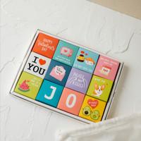 Coklat Valentine - Letter Box Chocolate 4x3