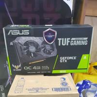 ASUS TUF GAMING GTX 1650 OC GDDR6 4GB 128BIT