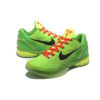 Sepatu Basket Nike Kobe 6 Protro - Grinch