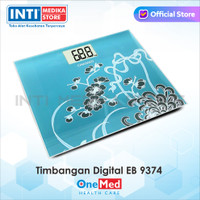 ONEMED - Timbangan Badan Digital EB 9374 | Timbangan Digital Onemed