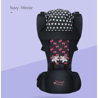 Gendongan Bayi Baby Carrier Hipseat hip seat DISNEY 8TH GENERATION ORI - Navy Minnie