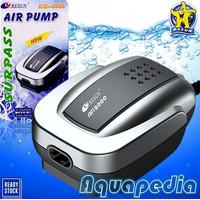 Resun Air-3000 Pompa Udara Aerator Aquarium Air Pump.