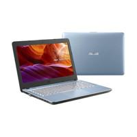 ASUS VIVOBOOK X441MA-ICE BLUE-INTEL N4000 (4GB-1TB)14inch/HD/WINDOWS
