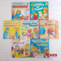 Buku Cerita Anak Children Classic Story Book - The Berenstain Bears