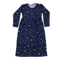 Baju Anak Dress Gamis Chaca 1 - 8 Tahun MAXKENZO Baju Anak BerKualitas