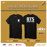 Baju BTS Kaos BTS Dynamite Army Merch BTS BT21 Jungkook Jimin KPOP - Navy, M