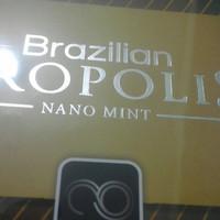brazilian propolis nano mint