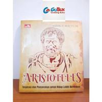 Buku Aristoteles Inspirasi dan Pencerahan utk Hidup ORI BARU SEGEL