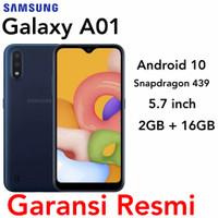 Samsung Galaxy A01 Garansi Resmi SEIN INDONESIA BUKAN CORE