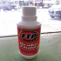Minyak rem murah / untuk motor / mobil / kemasan 300 ml