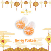 Little Sosete - Honey Ponkam - Kaos kaki anak bayi lucu