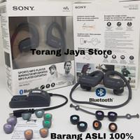 Sony Mp3 NW-WS623 Walkman with Mic (4Gb) Mp3 SONY NW-WS623 (Hitam)