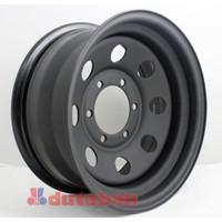 Velg R15 Avantech Modular Matt Black 6x139 Fordranger Triton Hilux