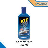 Kit Wiper Fluid Cairan Pembersih Kaca Mobil Bottle Botol 300 ml