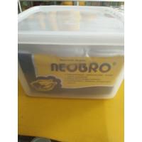 multivitamin penambah berat badan unggas neobro 50 gram 1BOX isi 10