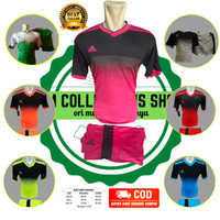 baju sepak bola Jersey dewasa Adidas stelan futsal terlaris