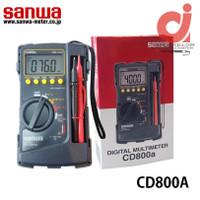Original AVO Meter Sanwa Digital Multimeter CD800a