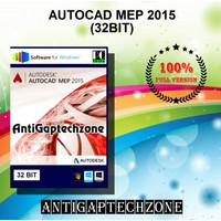 AutoCAD MEP 2015 (32BIT) Full Version