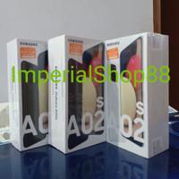 Samsung Galaxy A02s 4/64 Garansi Resmi SEIN