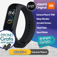 Xiaomi Mi Band 4 Miband 4 OLED Versi Global Smartwatch ORIGINAL inter