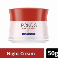 PONDS Age Miracle Night Cream 50 gr Jar