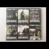 Band of Brothers DVD 1-6 - SECOND