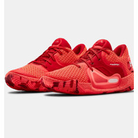 UNDER ARMOUR Spawn 2 Basketball Shoes - Red