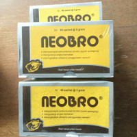 Vitamin Pertumbuhan Unggas Neobro 5 gram