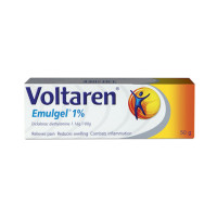 Voltaren Muscle Back and Joint Pain Relief EmulGel, 50g (SINGAPORE)