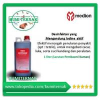 Neo Antisep 1 liter - Larutan Pembasmi Kuman Desinfektan Kandang