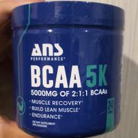 ANS BCAA 5K 5 K 240 CAPS RATIO 2:1:1 / AMINO ACID ORIGINAL !!!