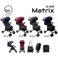 Makassar GOSEND Stroller Babyelle Matrix S-515 - Brown