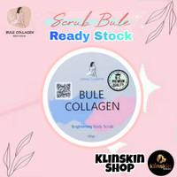 Bule Collagen Brightening Body Scrub Colagen Lulur Pemutih Whitening