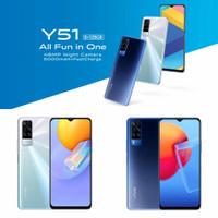 Vivo Y51 8/128 Garansi Resmi Indonesia RAM 8GB 128GB