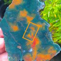 pancawarna klawing super bahan akik bukan black opal garut REAL 3 C43