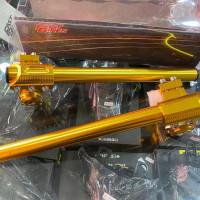 Stang Jepit Universal Cnc M Ktc Nui Racing Satria Fu Sonic gsx dll