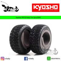 Kyosho DRX TRT121 Rally Tire (2pcs/DRX)