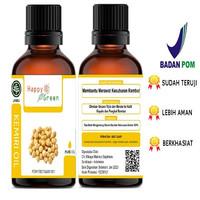 Happy Green Candlenut Oil 80ml Minyak Kemiri ASLI PREMIUM GRADE