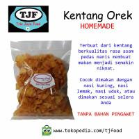 Sambal Goreng Kentang (Kentang Orek) Pedas Manis HOME MADE 200 gram