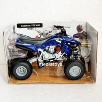 diecast 1:12 motor ATV yamaha YFZ450(newray)